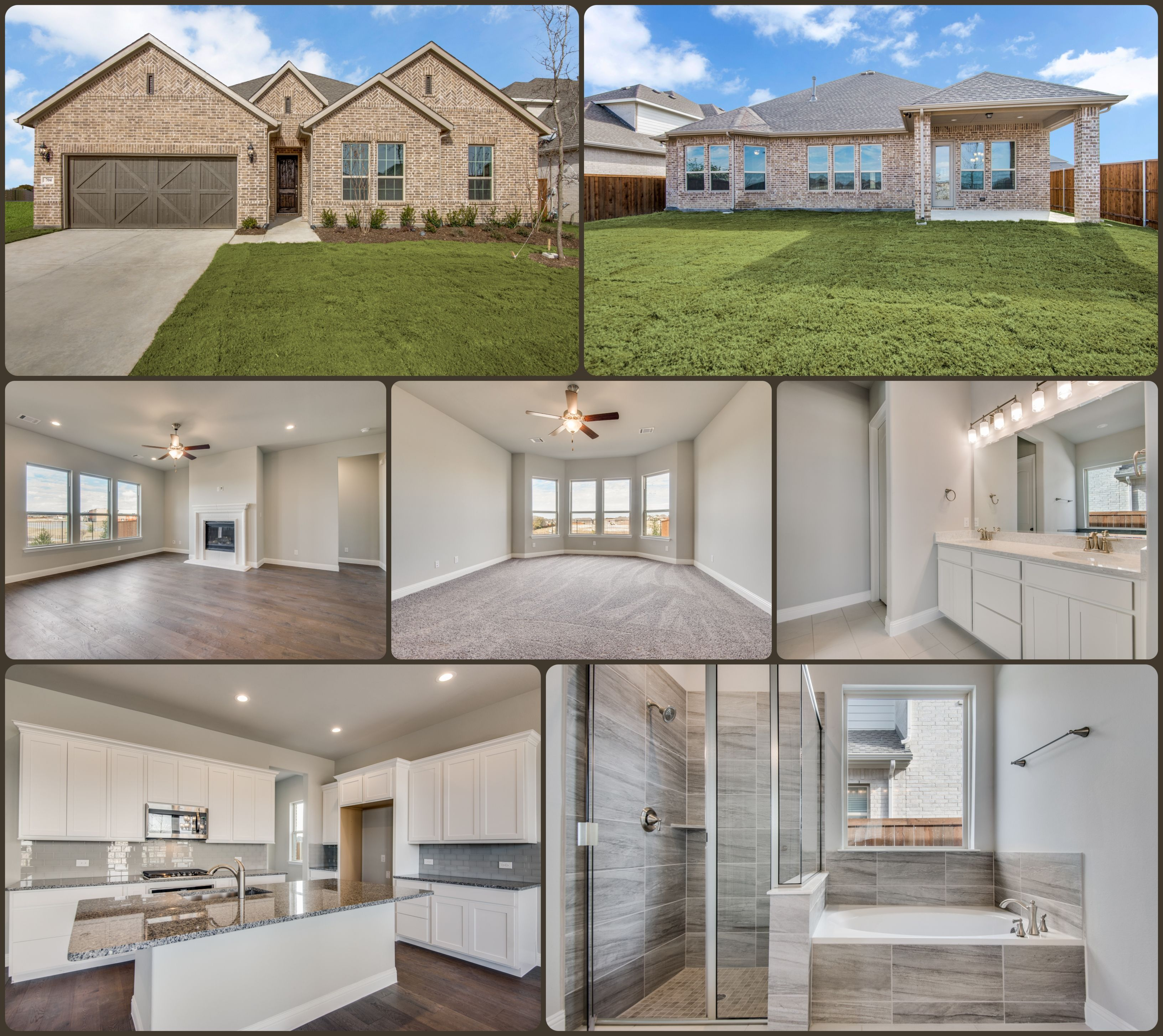 Seville plan at bluewood in celina lennar new homes for