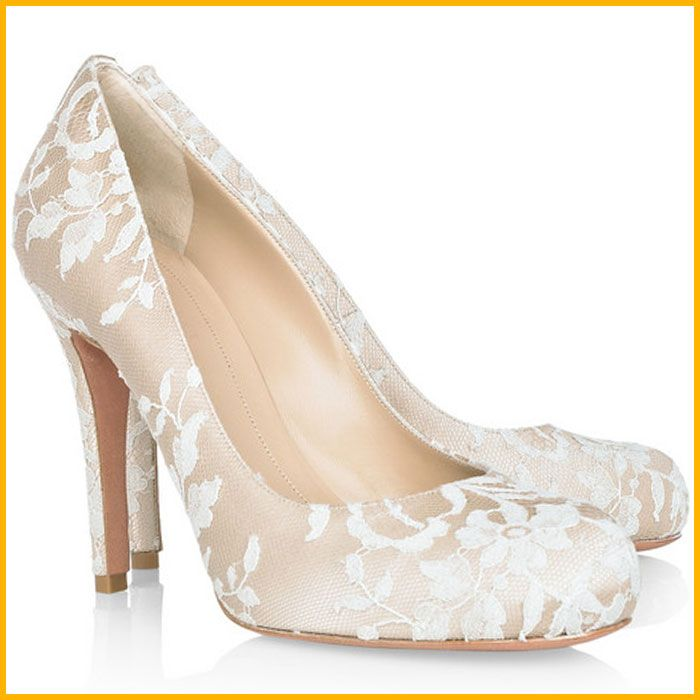 1000  images about Wedding Shoes on Pinterest  White wedding ...