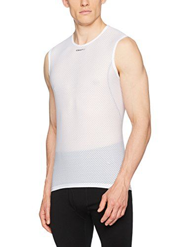 9845fa4faed6b awesome Craft Men s Cool Mesh Superlight Sleeveless Top