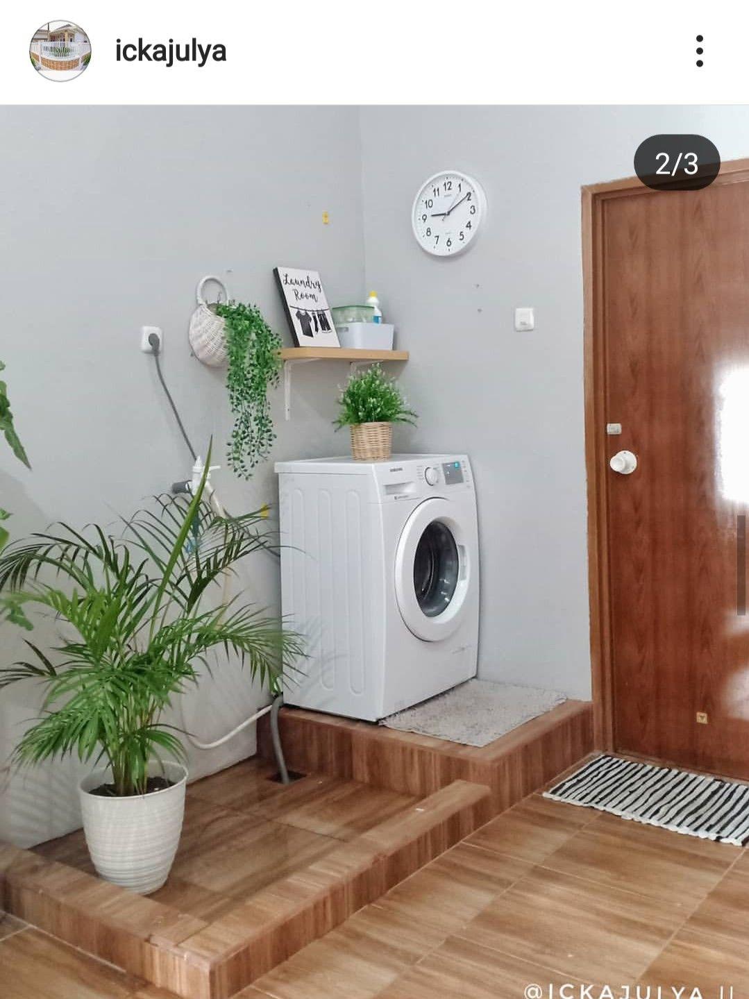 Pin Oleh Didik Sugiyono Di Dapur Di 2020 Ide Kamar Mandi Ruang Cuci Baju Desain