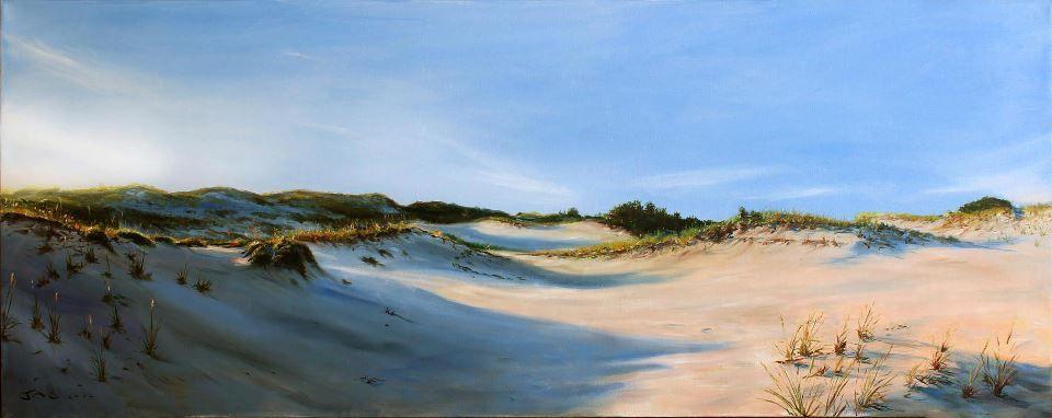 Sandy Neck.  Jonathan Gladding  Stunning capture of light