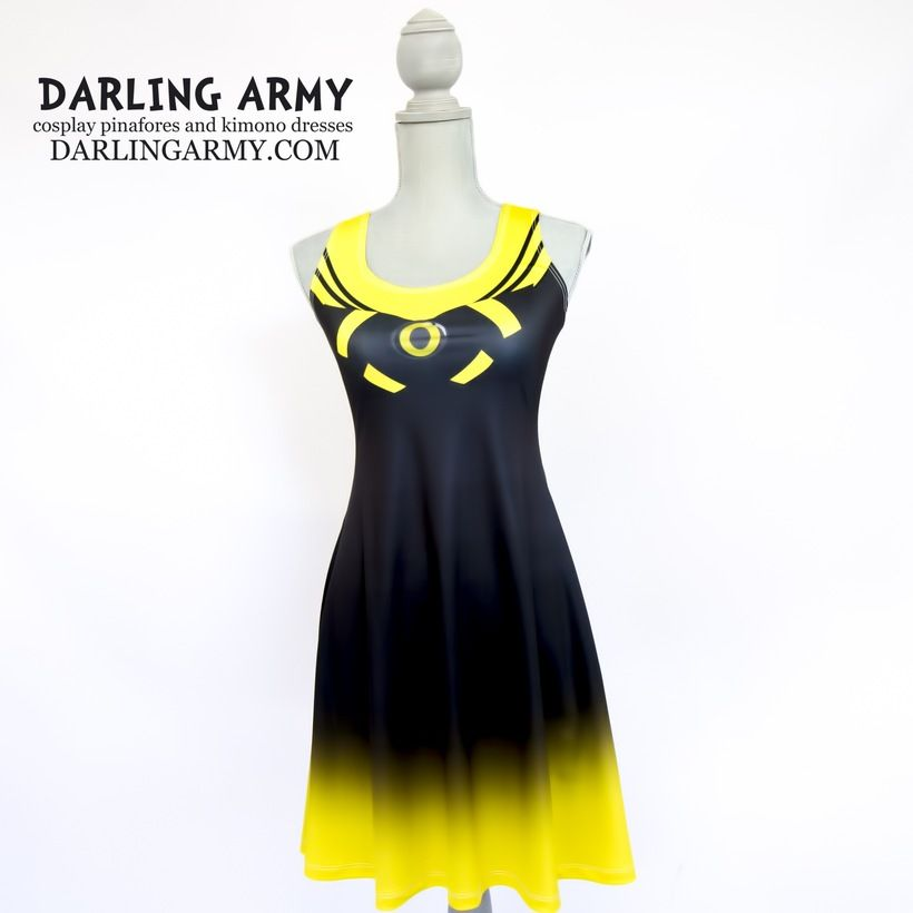 Umbreon eveelution sailor moon inspired dress by Darling Army ...
