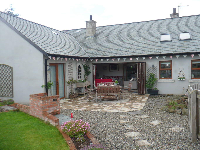 107A Belfast Road, Whitehead   Patio, Small garden design ...