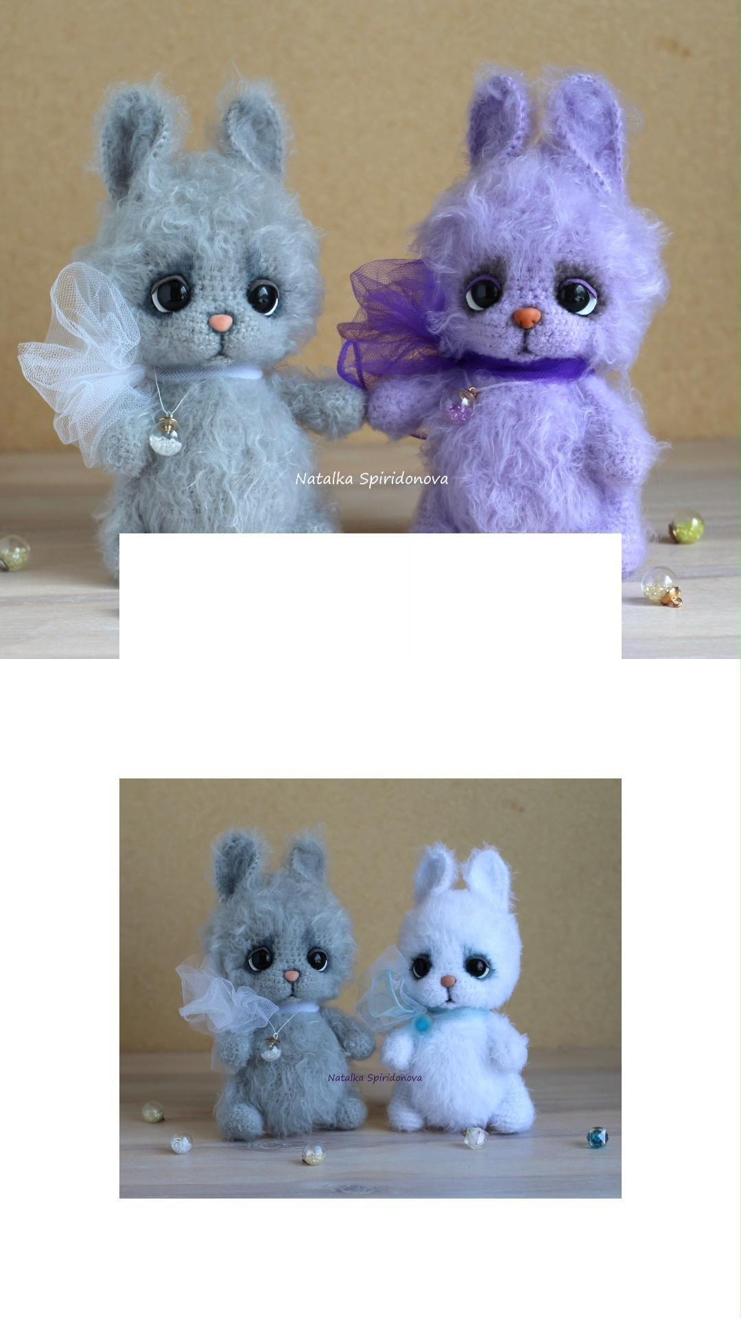 Crochet bunny PATTERN, amigurumi pattern bunny, toy pattern, pdf pattern, white rabbit, animals