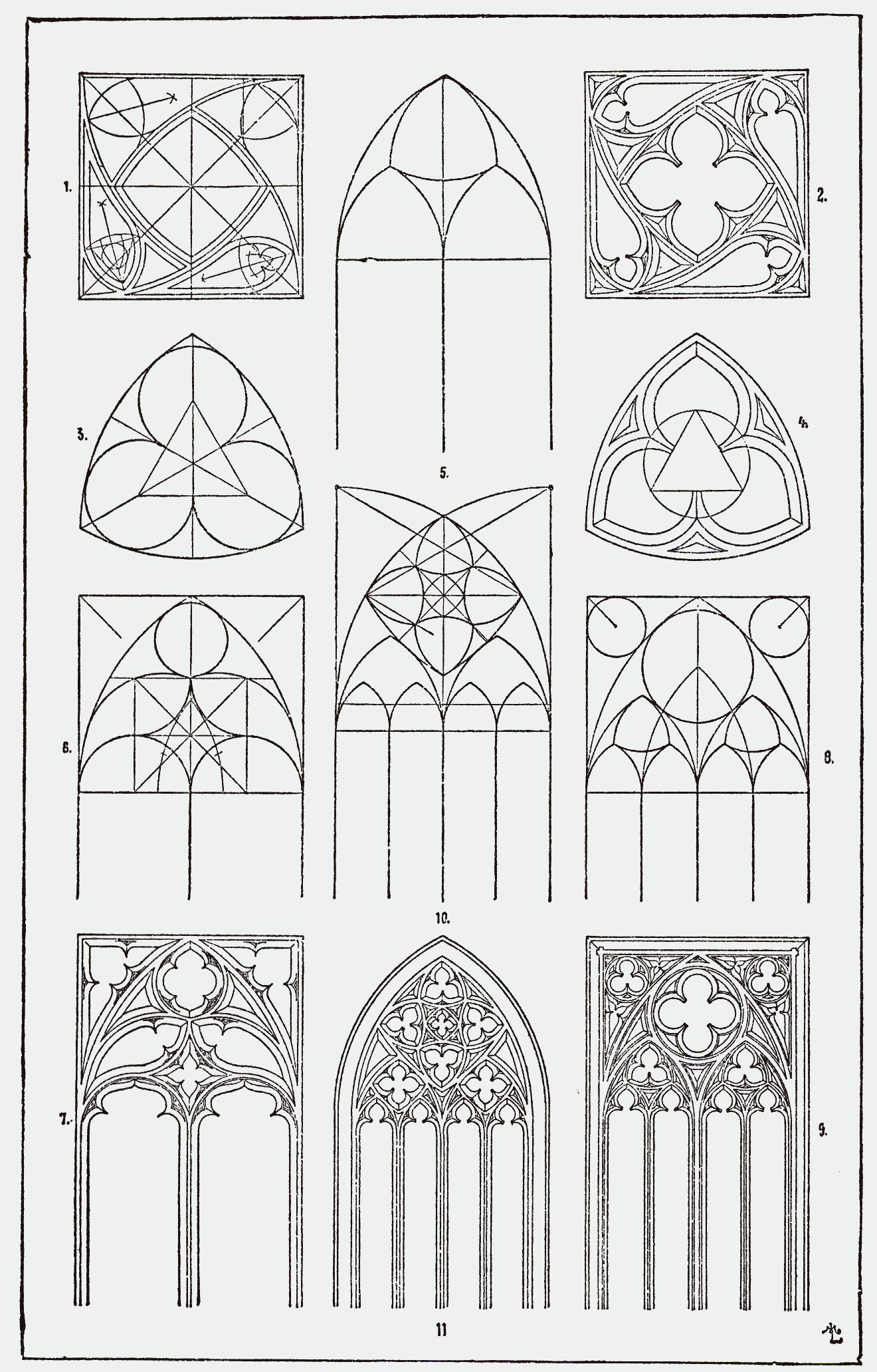 Handbook of Meyers Ornament design Lots of pgs of