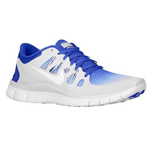 nike free 5.0 breathe Nike Free 5.0+ Breathe - Men's - Running - Shoes - Hyper Blue/Pure ...