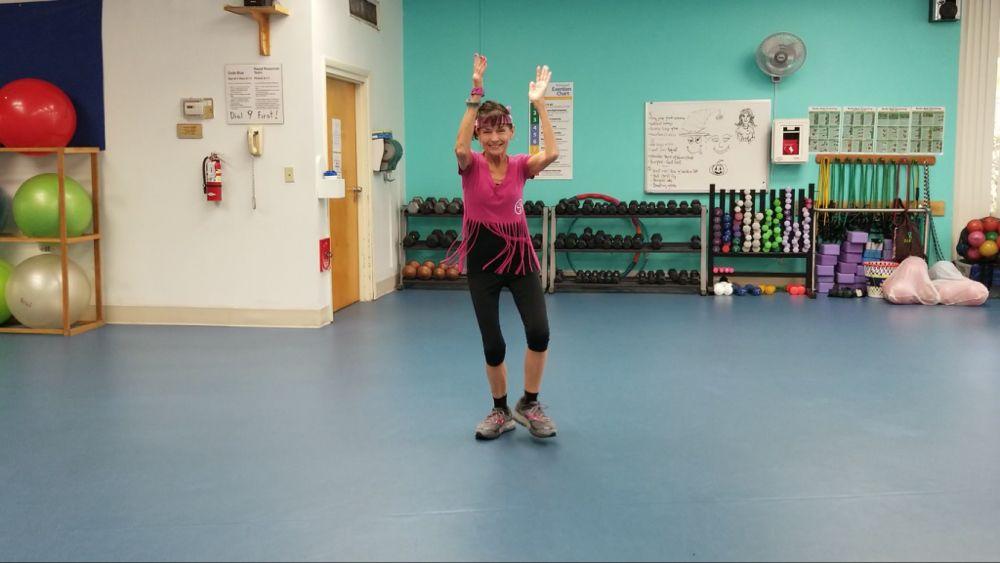 Zumba Cardio Workout For Seniors in 2020 Cardio workout