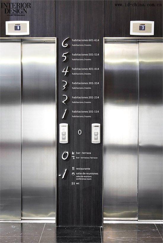 Pin By Milton On Interior Design Hotel Signage Floor Signage Signage Design