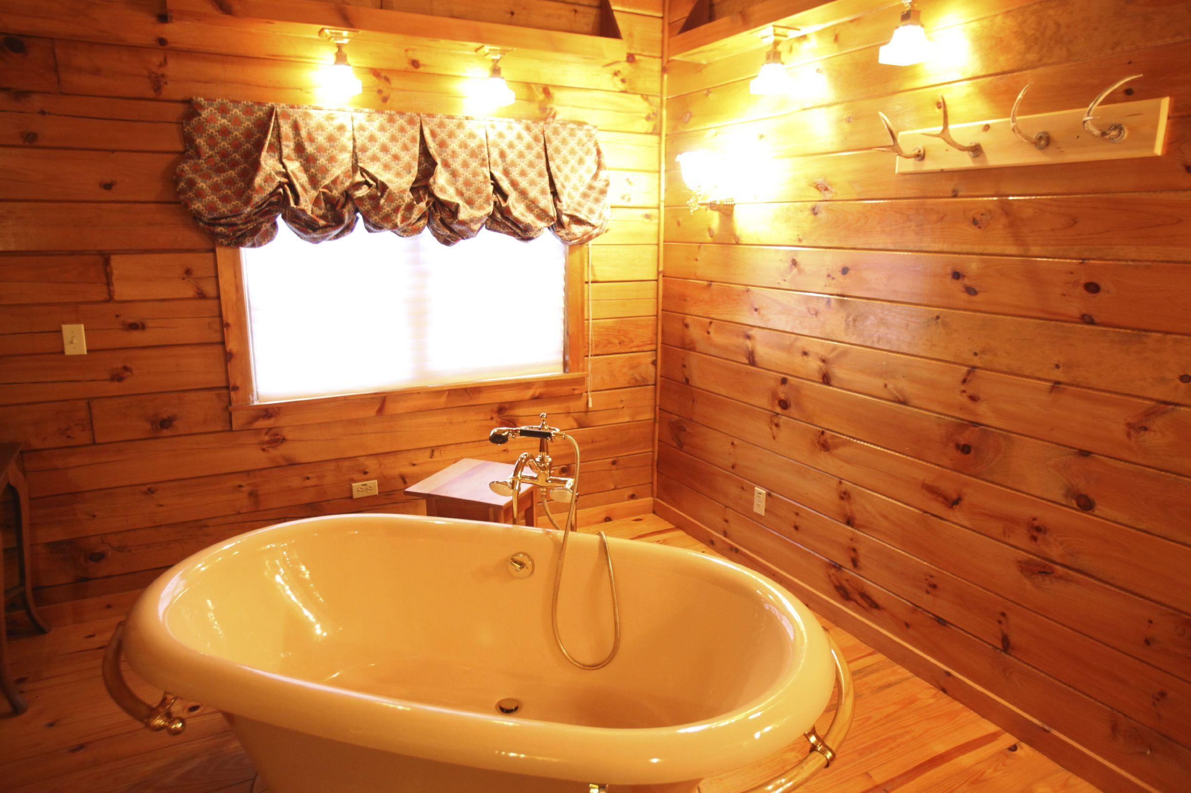 Rustic Western Bathroom Ideas With Wonderful