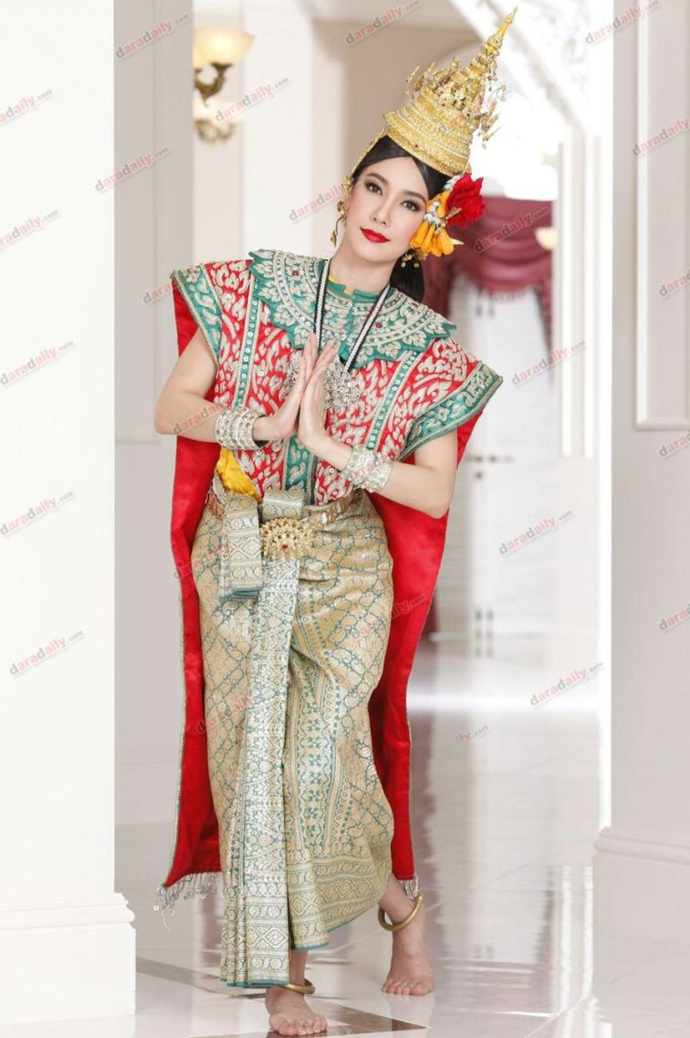 Pin von FaylynnandVivian auf Thai women | หญิงไทยใจงาม. | Pinterest