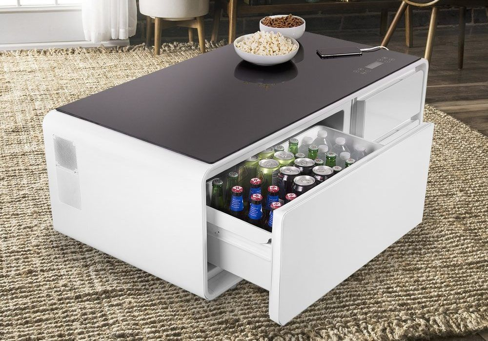 Sobro Cooler Coffee Table The Coolector (With images