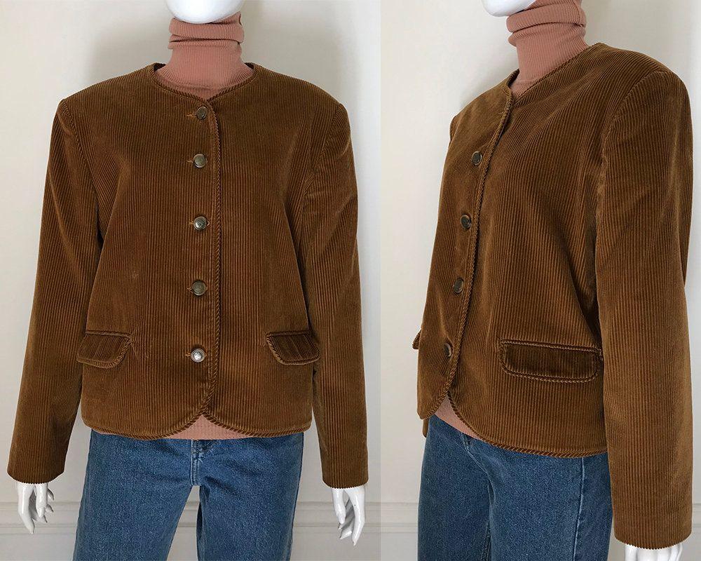 14e5d25bad46e Burberry vintage   burberry jacket women   70s corduroy jacket   corduroy  blazer women by LOFTOWN on Etsy
