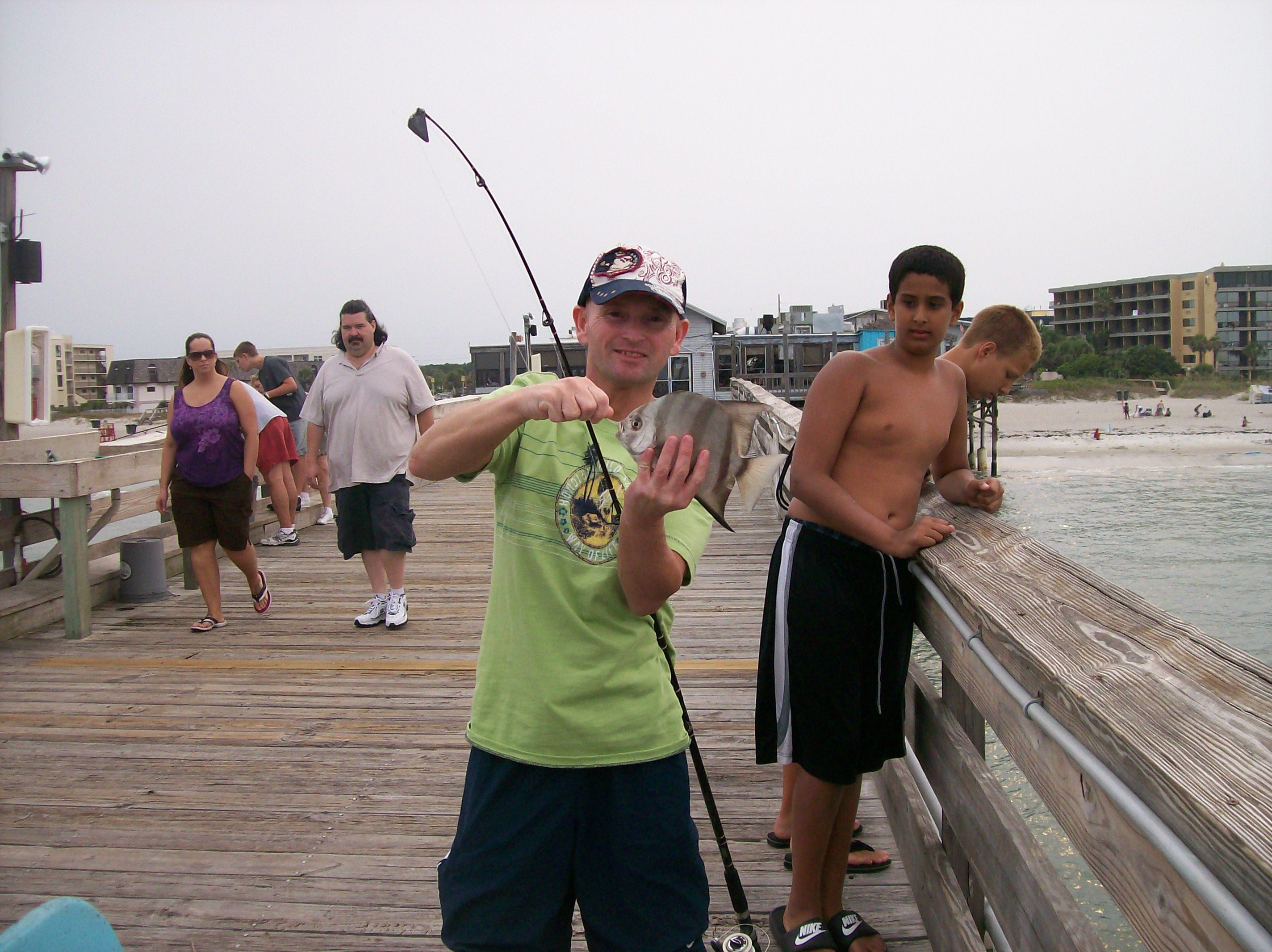 Fishing On Cocoa Beach Pier If An Affordable Vacation Offering The Best Of Sun And Fun Is What You Re Looking For E