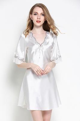NEW Ladies 100/% Cotton /'Check/'  Nightshirt Nightwear//Loungewear