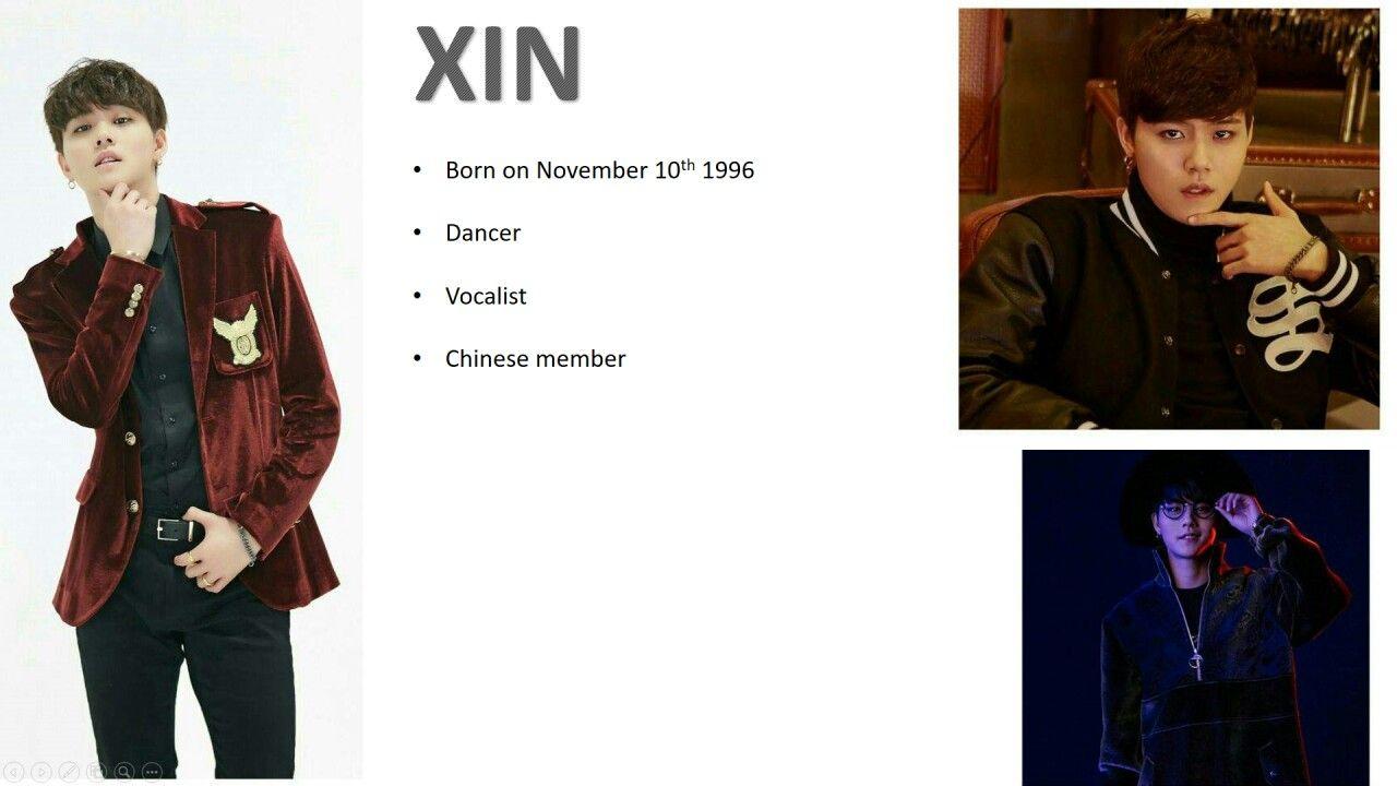 Xin Xin Wangxinwi Chinese Varsity Csoentertainment Kpop C Pentagonjunho Tumblr Varsity Kpop Varsity Kpop