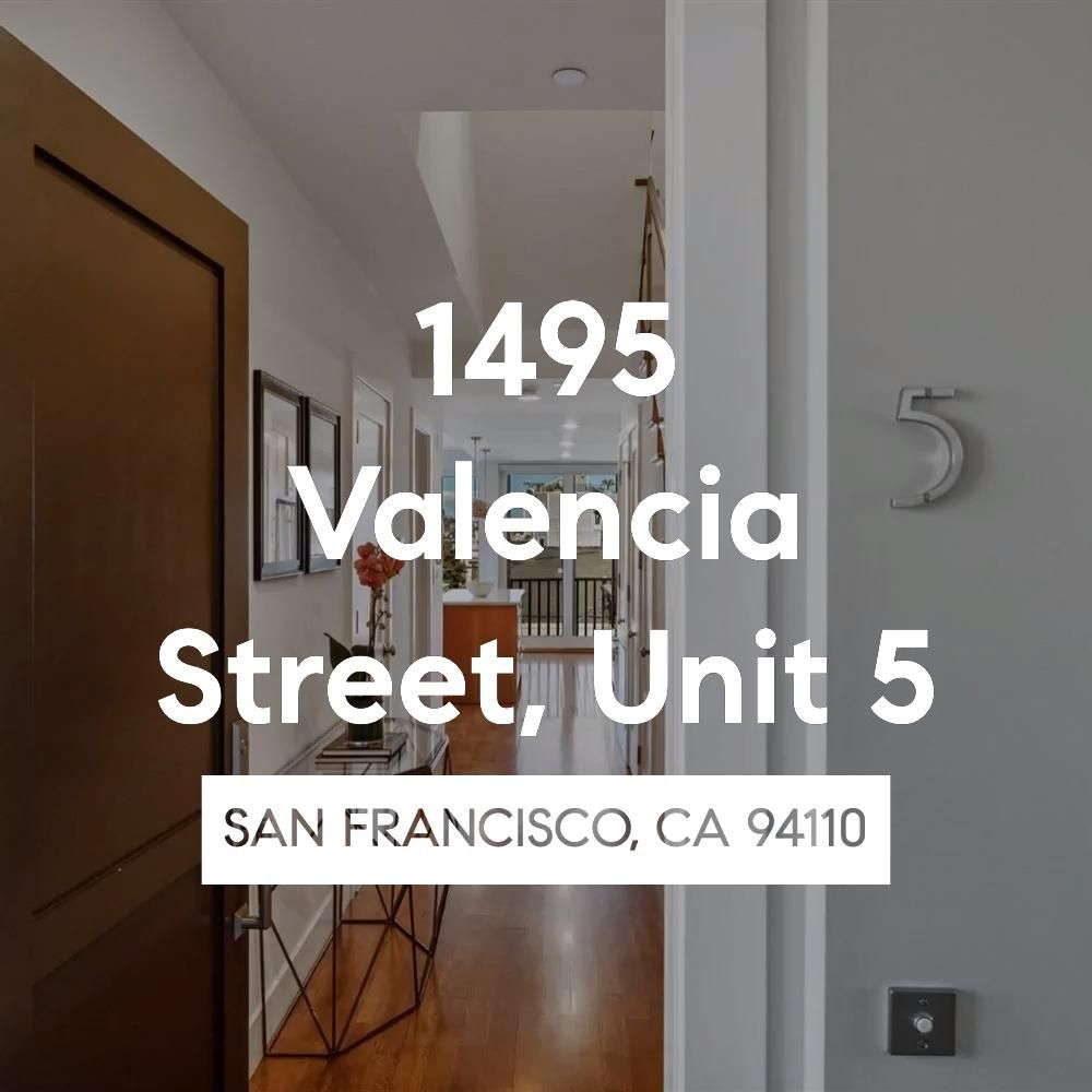 Another Inner Mission condo sold! Congrats to Jason Buttorf's clients for snatching up this modern townhome on Valencia! 🥂 🔑  #justsold #innermission #condo #townhome #sfcondo #valenciacorridor #sfrealestate #sanfranciscorealestate #onlyinsf #bayarearealestate #sfliving #cityliving #sflife #sanfranciscolife #sanfranciscoliving #streetsofsanfrancisco #onlyinsanfrancisco #realestatedonedifferently