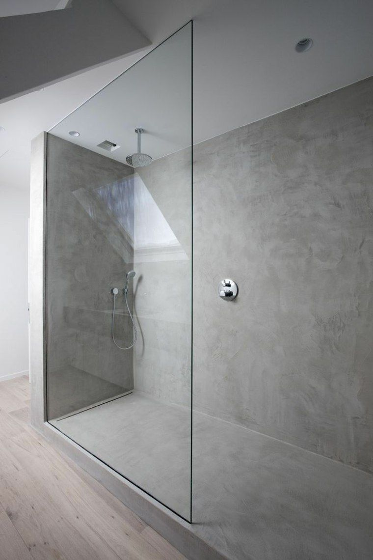 Douche cabine : 36 exemples salle de bain italienne | Achat ...