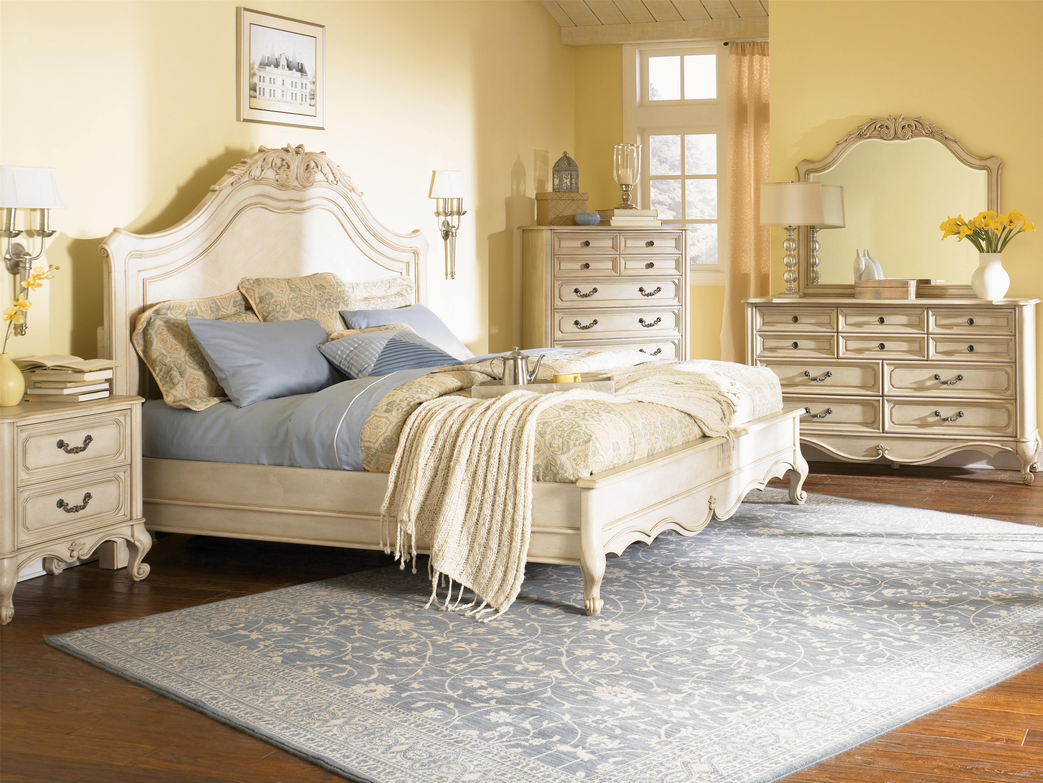 Dhi La Salle Vintage Bedroom Sets Vintage Bedroom Styles Cream Bedroom Furniture