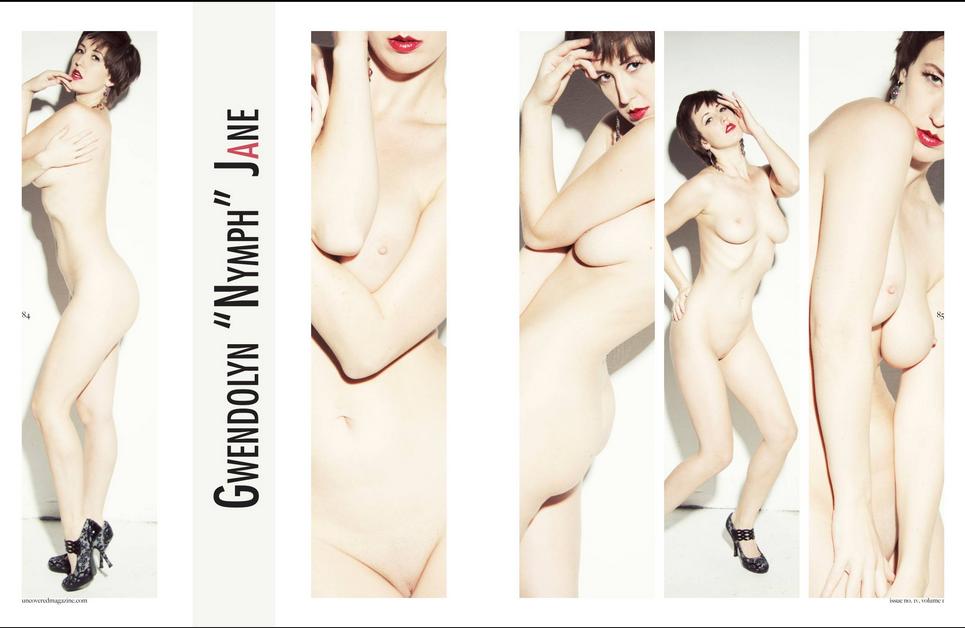 Nude gwendolyn jane #14