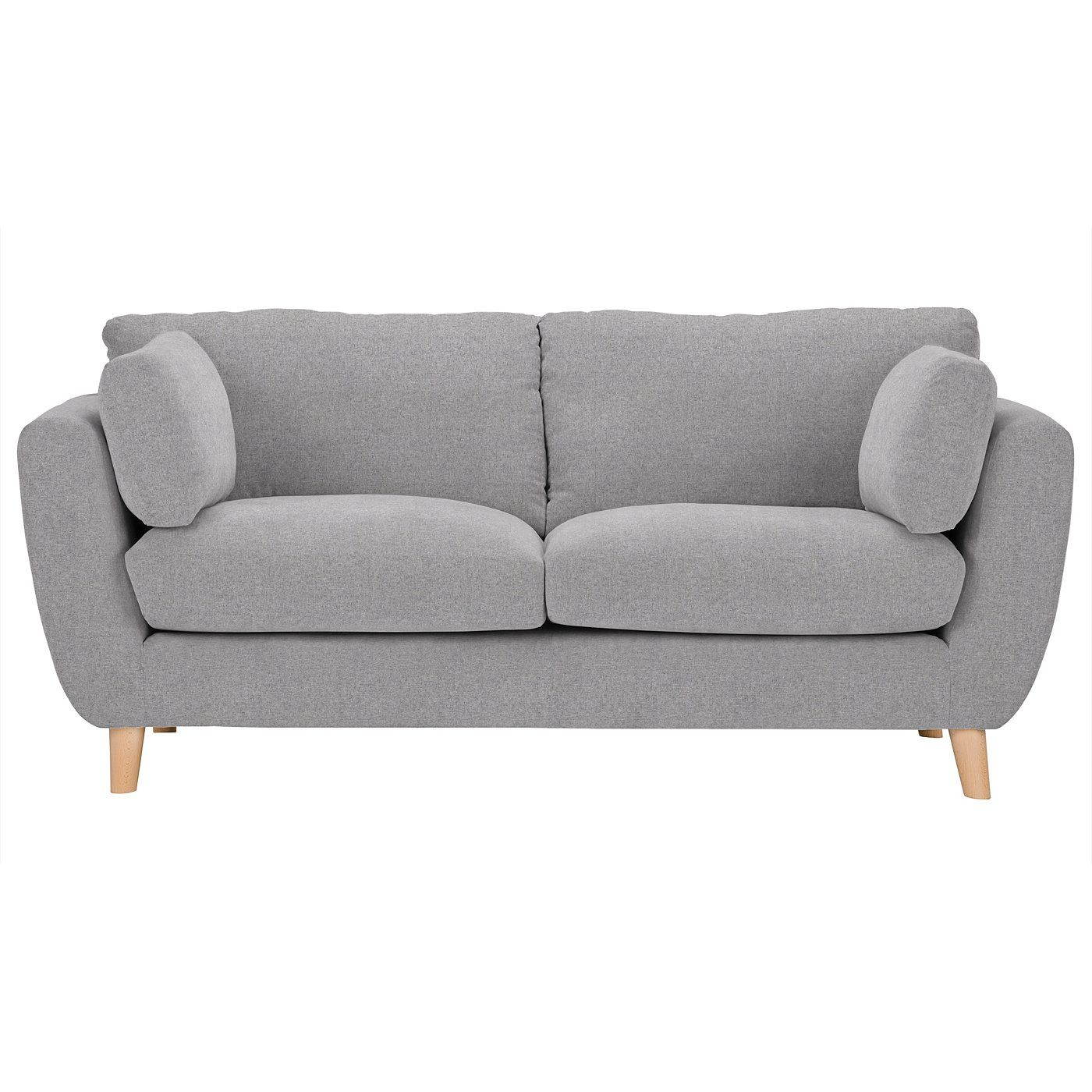 George Home Glynn Sofa in Woollen Blend £595 00