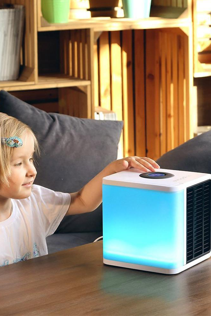 This 49 Magic Air Cooler ️ is the most incredible