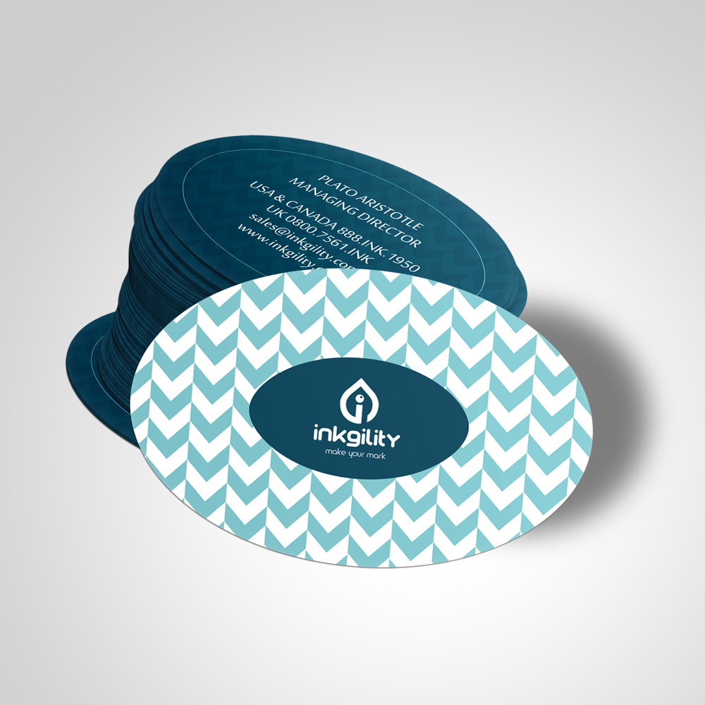Oval Operation | All Business Cards | Pinterest