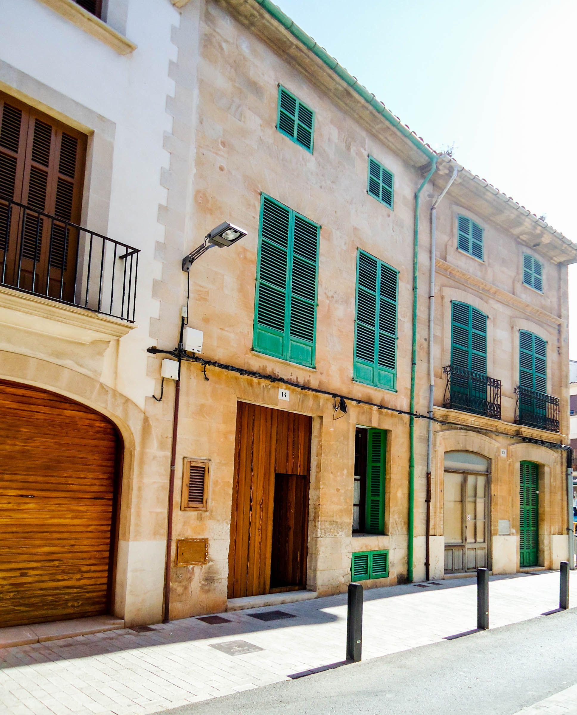 Old houses (Mallorca)