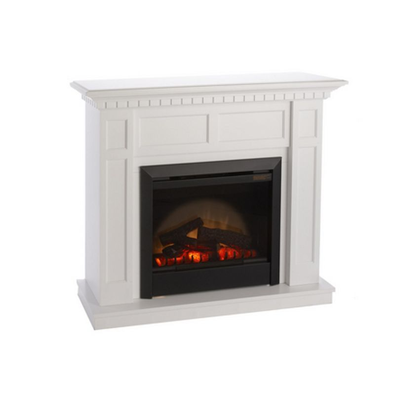 Electric Fireplace sears electric fireplaces : Caprice' With Mantel Electric Fireplace - Sears | Sears Canada ...