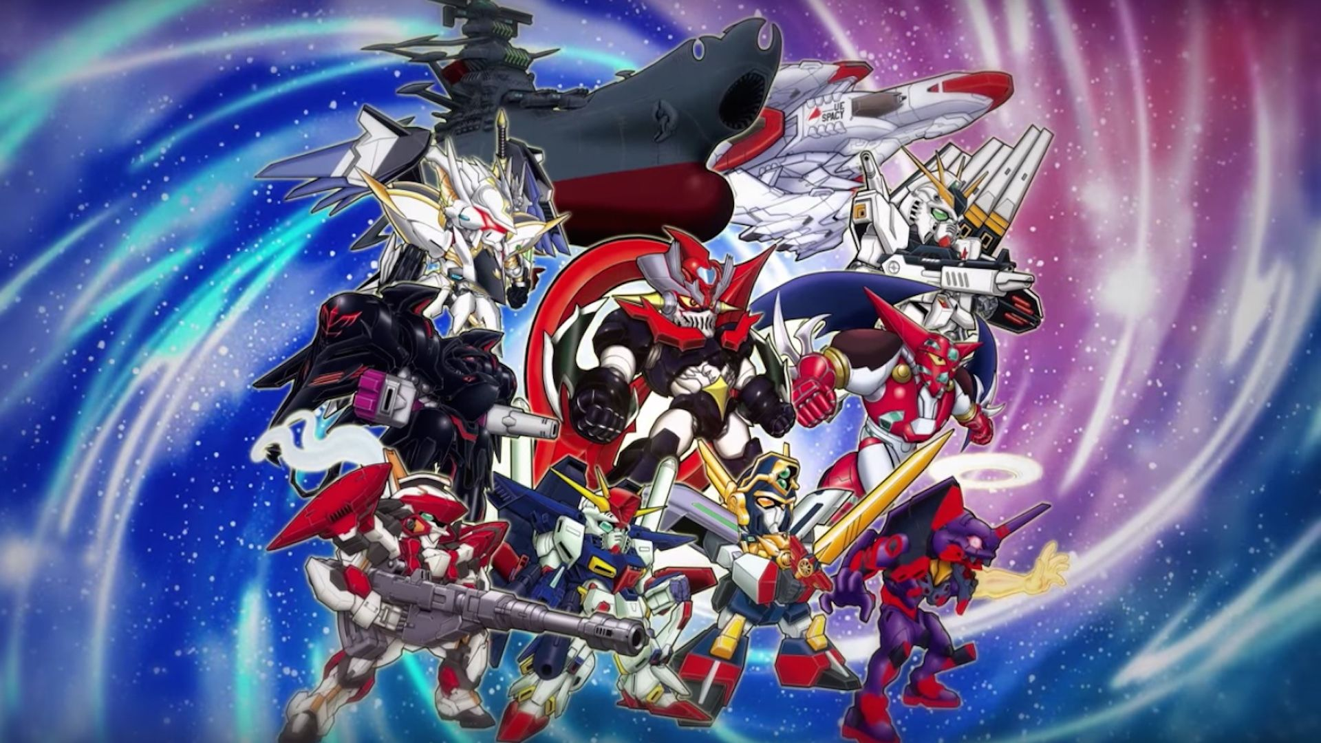 Super Robot Wars V Gets Release Date, New Characters
