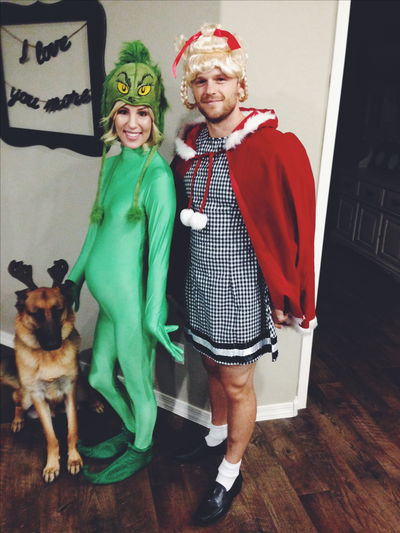 How the Grinch Stole Christmas pregnant Halloween costume  sc 1 st  Pinterest & How the Grinch Stole Christmas pregnant Halloween costume ...
