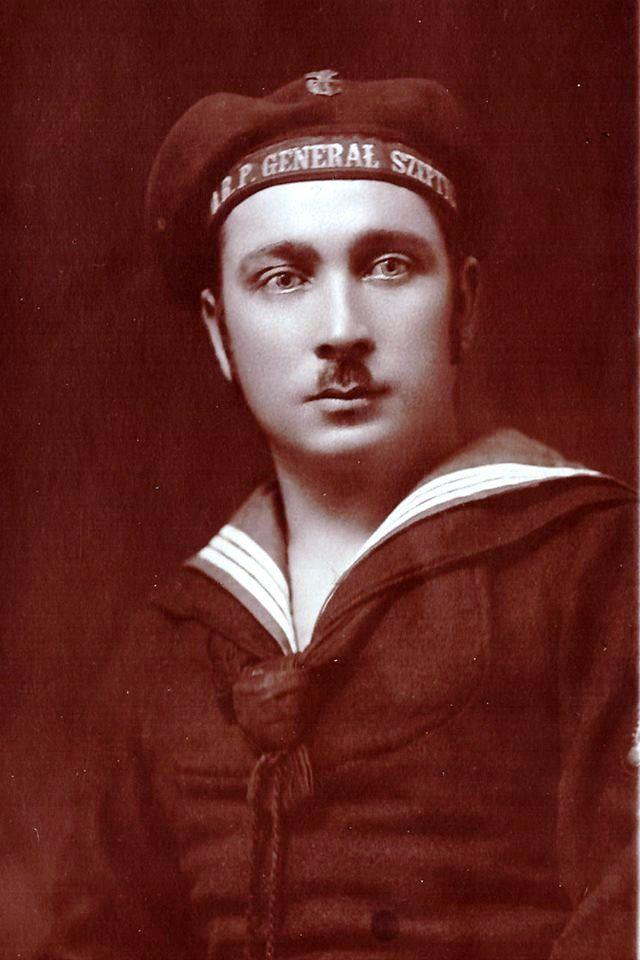 Marynarz z ORP Generał Szeptycki.