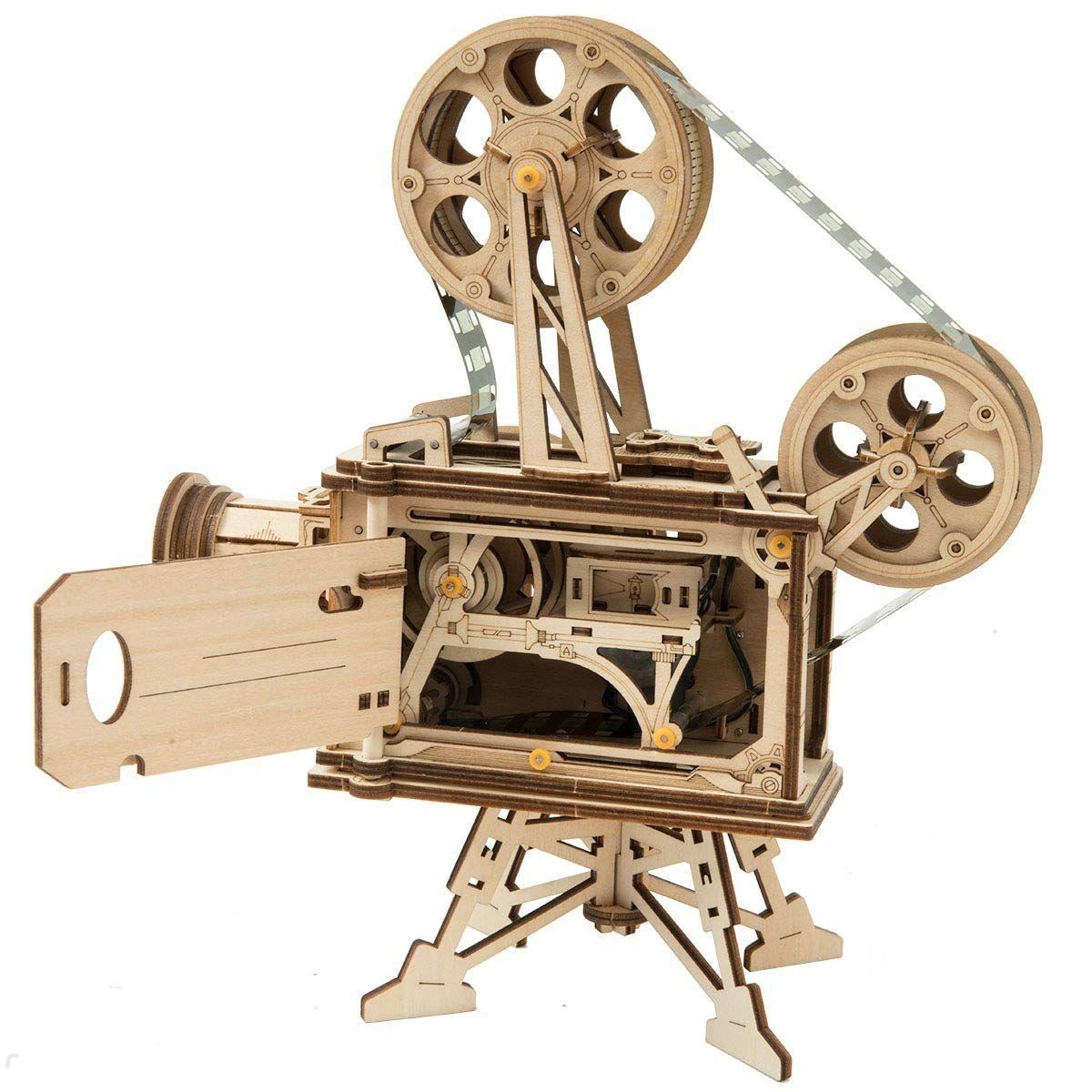 ROBOTIME Vitascope Kit Wooden Puzzle