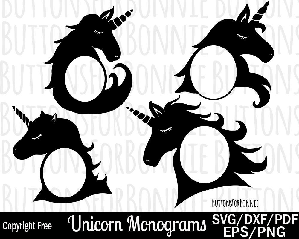 Unicorn SVG Unicorn Poo SVG Cut File Instant Download Cutting File svg dxf eps png Commercial Use