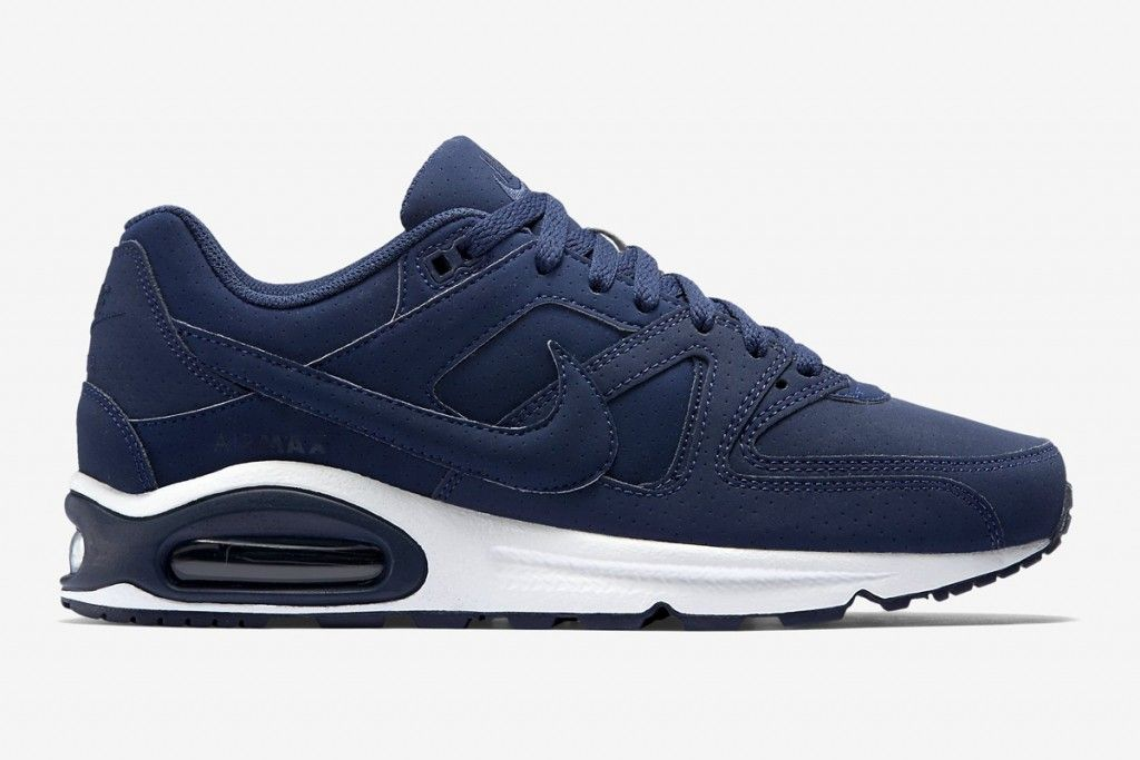 "separation shoes 407d0 acbd6 Nike Air Max Command Premium ""Midnight Navy"""