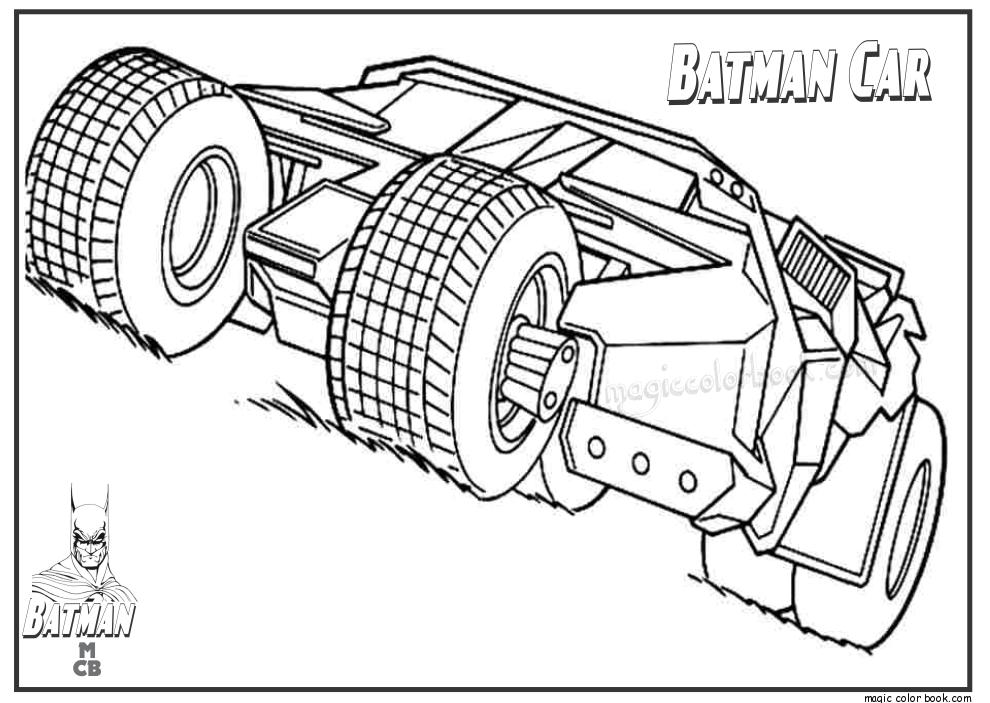 Batman Archives Magic Color Book