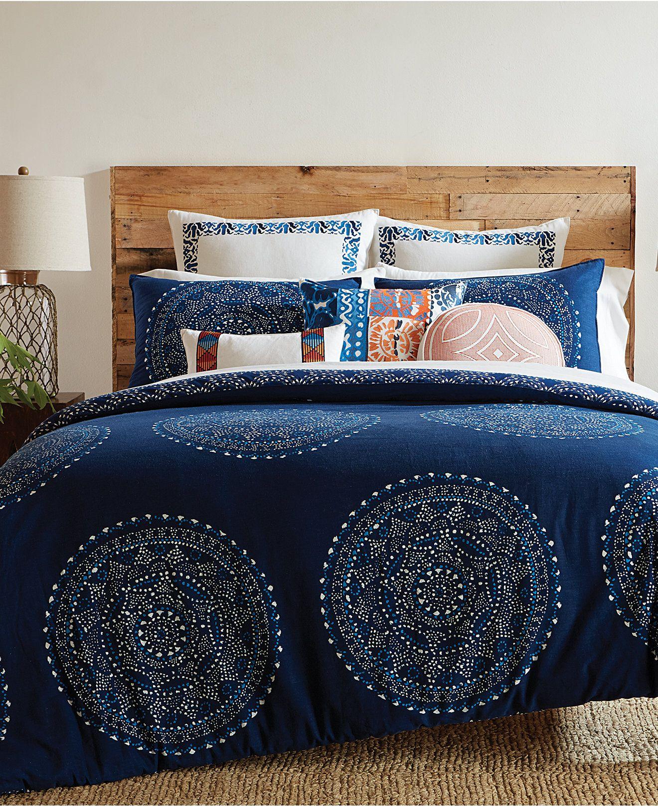 Trina Turk Costa Mesa Medallion Comforter And Duvet Sets Bedding
