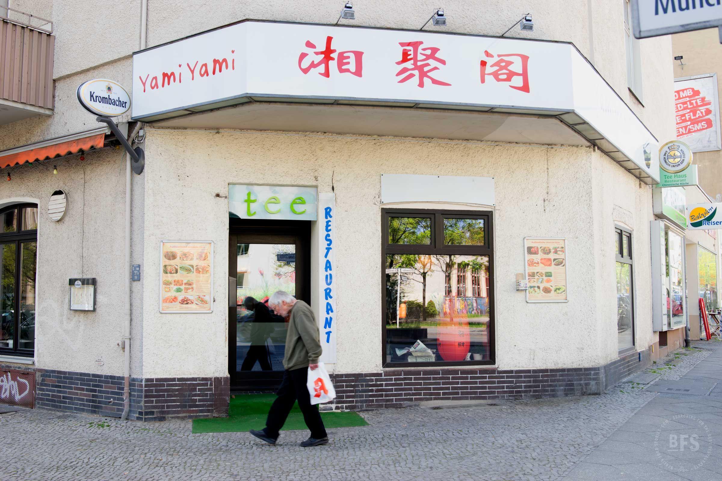 Yami Yami Berlin Food Stories Berlin Food Chinese Restaurant Yami Yami