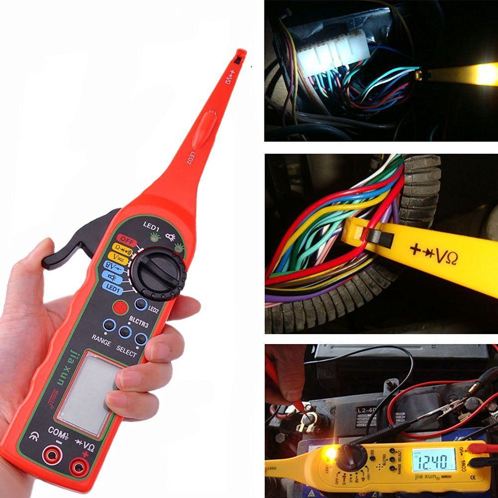 Sale Power Electrical Multi Function Auto Circuit Tester