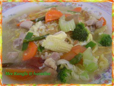 Hanielizas Cooking Mee Kungfu Mee Hongkong Mee
