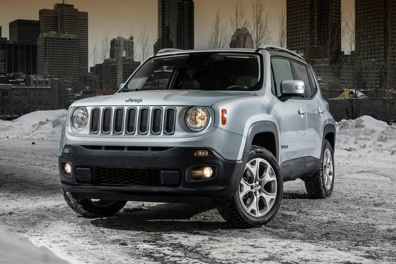 The Jeep Renegade Is The Smallest Suv In Jeep S Lineup But The