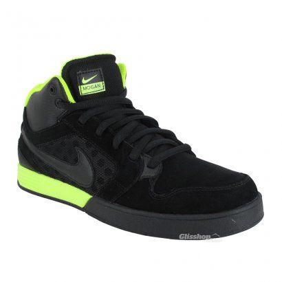 Chaussures de skate Nike 6.0 Mogan Mid 3 487948 007
