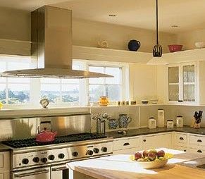 What Type Range Hood For Window Placement Kitchens Forum Gardenweb Home Kitchens Kitchens Bathrooms Range Hood