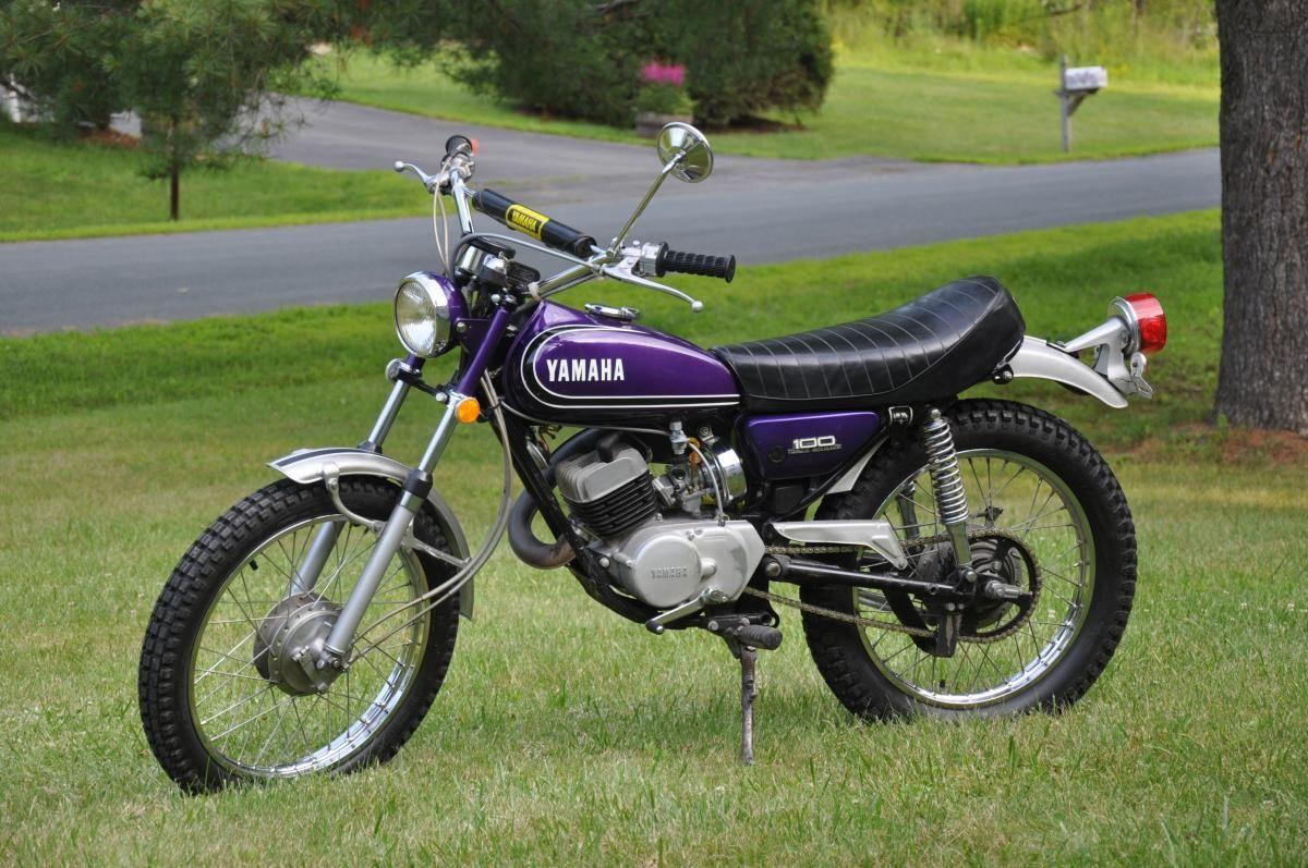 Where To Start On An Old Yamaha Enduro