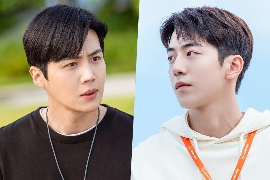 "Kim Seon Ho And Nam Joo Hyuk Share A Tense Exchange In ""Start-Up"""