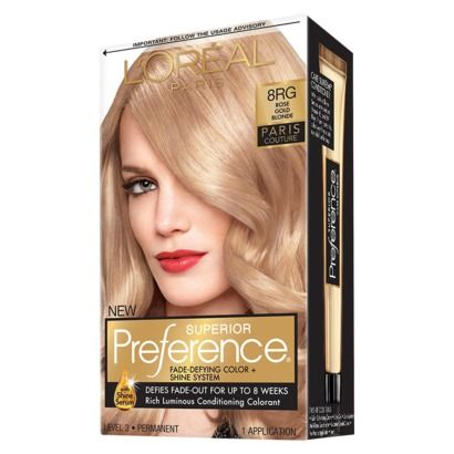 L Oreal Paris Superior Preference Permanent Hair Color Hair Hair