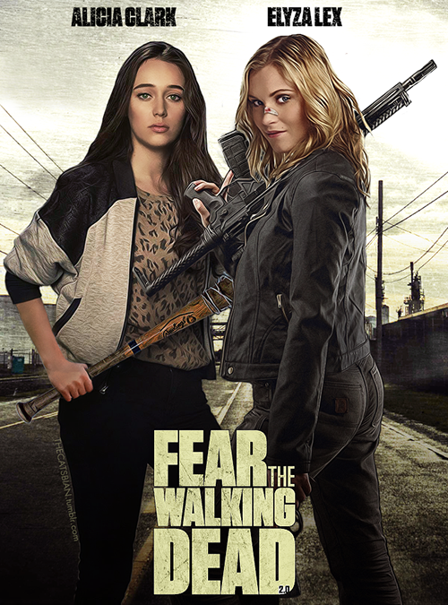 Thecatsbian Fear The Walking Fear The Walking Dead The Walking Dead