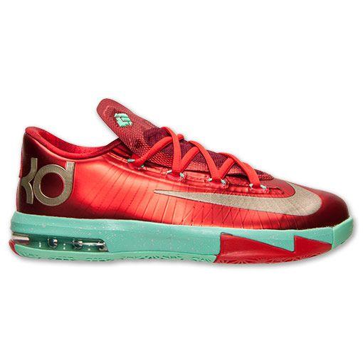 Boys  Grade School Nike KD 6 Basketball Shoes - 599477 601  3aa764e913c4