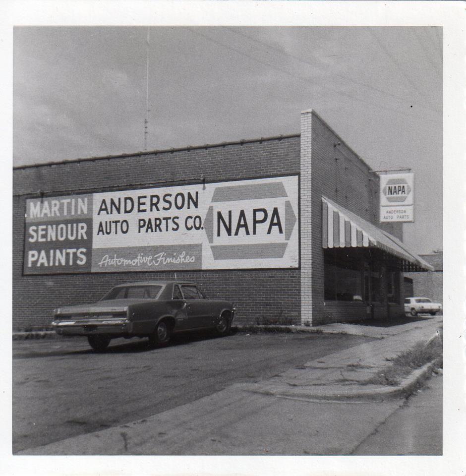 Anderson (Napa) Auto Parts