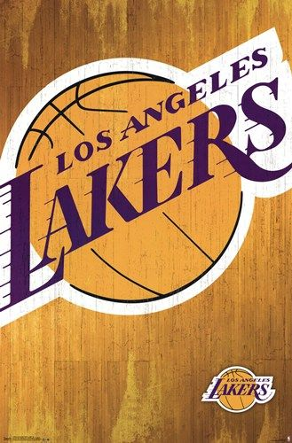 759c2d5738fb Unknown - Los Angeles Lakers - Logo 13 - art prints and posters ...