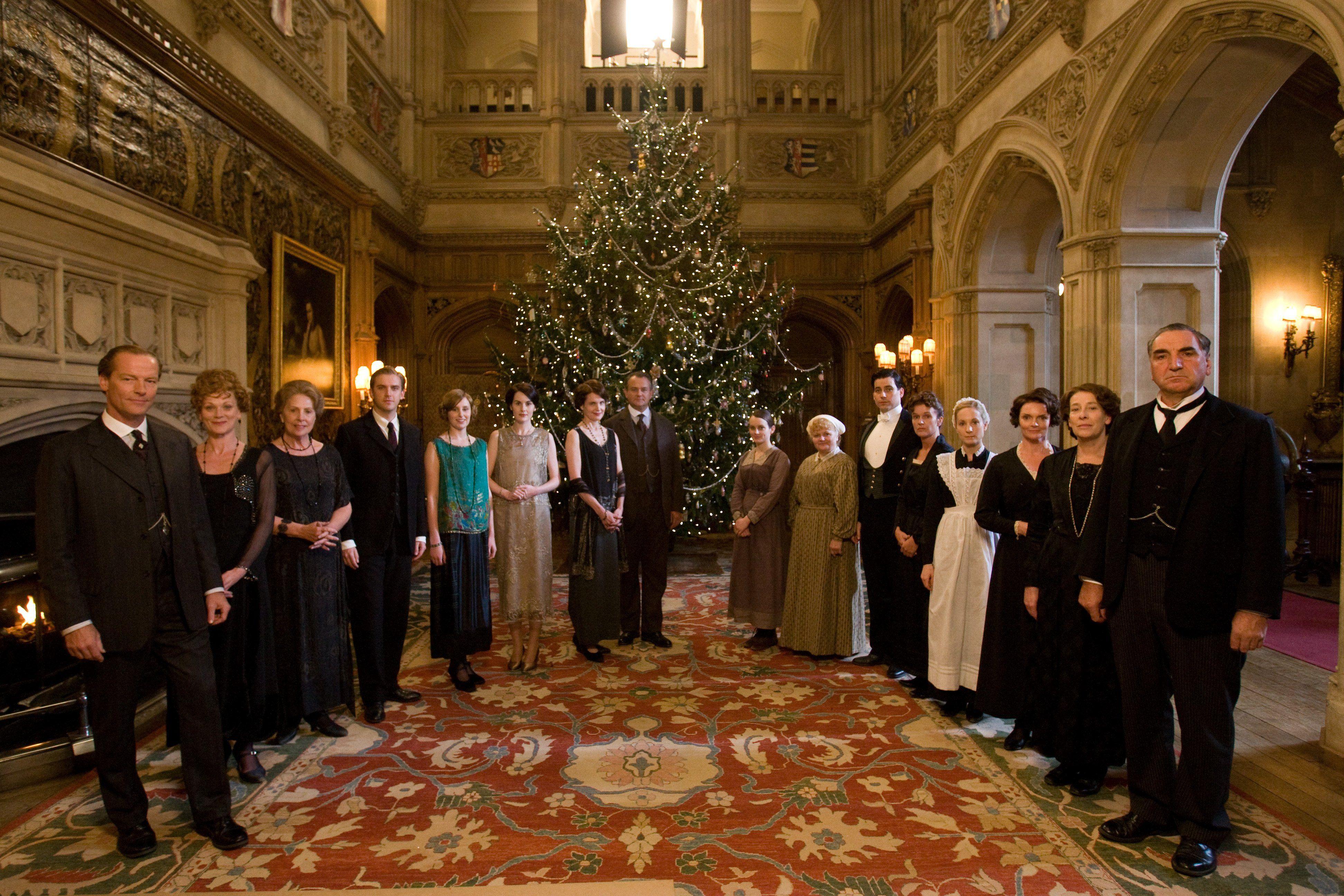 Downton Abbey \